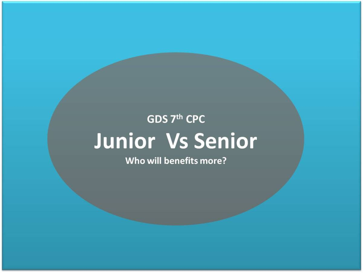 Junior Vs Senior : Who will benefit from Gramin Dak Sevak 7th CPC